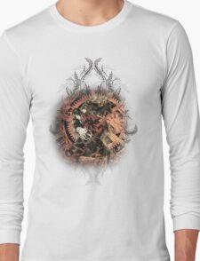 Kuroshitsuji (Black Butler) - Ciel Phantomhive & Sebastian Michaelis³ Long Sleeve T-Shirt