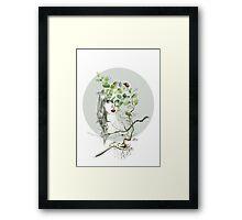 I Envy You – Mint Framed Print