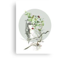 I Envy You – Mint Canvas Print