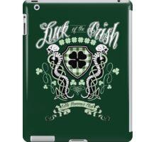 Luck of the Irish iPad Case/Skin