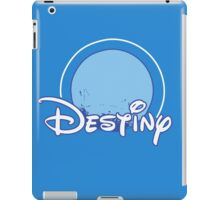 Walt Destiny iPad Case/Skin