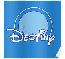 Walt Destiny Poster