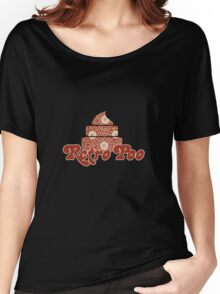 Retro Poo Women's Relaxed Fit T-Shirt
