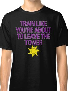 Tangled Tower Work Out Classic T-Shirt