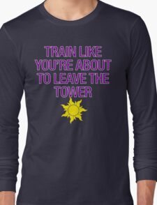 Tangled Tower Work Out Long Sleeve T-Shirt