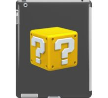Power-Up Box iPad Case/Skin
