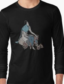 Artorias the KnightLover Long Sleeve T-Shirt