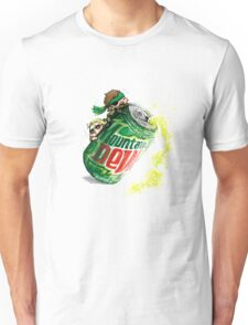 Snake & Miller on a... mountain dew. Unisex T-Shirt