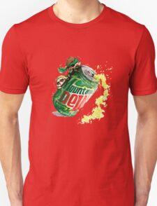 Snake & Miller on a... mountain dew. T-Shirt