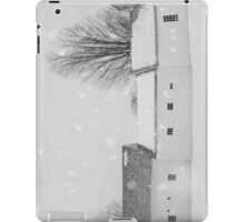 Winter White iPad Case/Skin