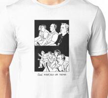Ceci n'est pas un meme Unisex T-Shirt