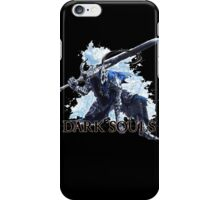 Artorias out of the abyss! - With logo iPhone Case/Skin