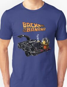 Back To The Banana v2 T-Shirt