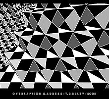 Overlapping Madness by Dreamscenery