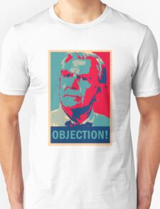 Ben Matlock OBJECTION! Unisex T-Shirt