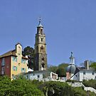 Portmeirion HDR by Dfilmuk Photos