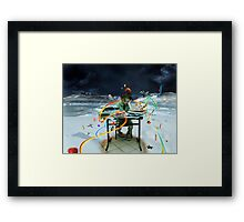 If Wishes Were Framed Print
