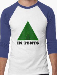 In Tents Men's Baseball ¾ T-Shirt