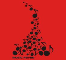 Music fever by Freelancer