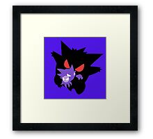 Ghastly Evo Framed Print