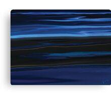 Light On The Horizon Canvas Print