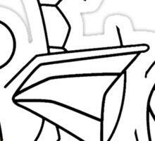 Magikarp Sticker
