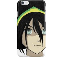 Toph iPhone Case/Skin