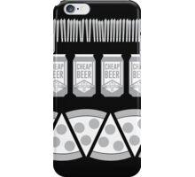 Skate & Pizza iPhone Case/Skin