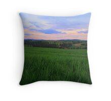 Northern Idaho Throw Pillow