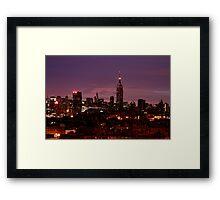 Manhattan ! Framed Print