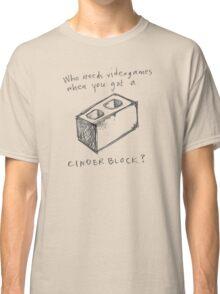 CINDERBLOCK Classic T-Shirt