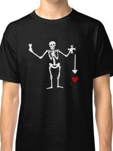 Olivier Levasseur Pirate Flag Classic T-Shirt