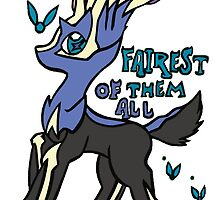 PKMN Fairest Of Them All Shirt by ScribbleSketch