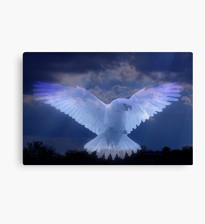 Heavenly Spirit Canvas Print