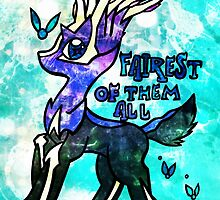 PKMN The Fairest of Them All by ScribbleSketch