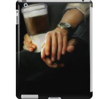 coffee and comfort iPad Case/Skin