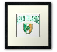 ARAN ISLANDS, Ireland Framed Print