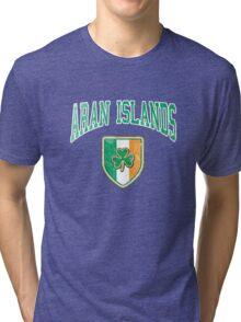 ARAN ISLANDS, Ireland Tri-blend T-Shirt