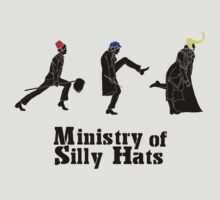 Ministry of Silly Hats by scher