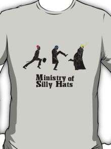 Ministry of Silly Hats T-Shirt