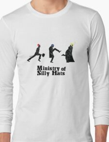 Ministry of Silly Hats Long Sleeve T-Shirt