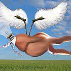 Creature Of Flight by mootuntees