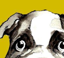 Dog 4 Sticker