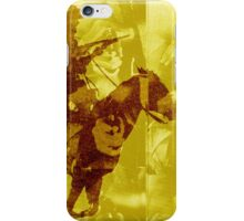 Duel in the Saddle iPhone Case/Skin