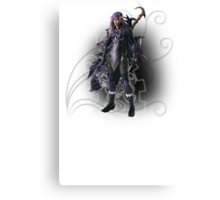 Final Fantasy XIII-2 - Caius Ballad Canvas Print