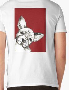 Dog 1 Mens V-Neck T-Shirt