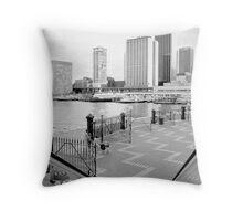 Harbour Gateway Throw Pillow