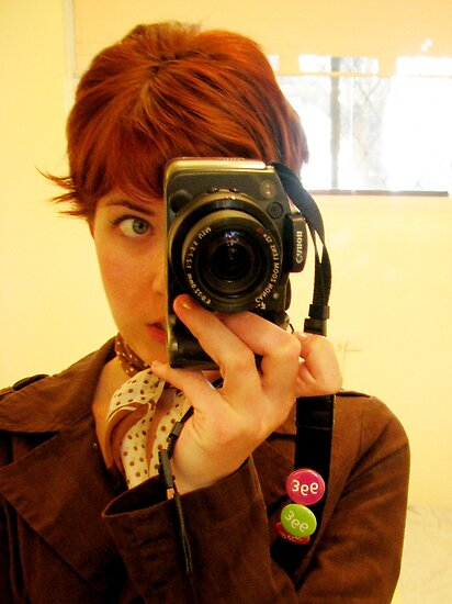 Self portrait - Photographer by Lunchbox