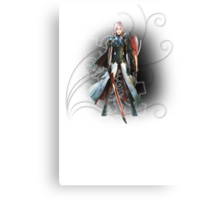 Final Fantasy Lightning Returns - Lightning (Claire Farron)² Canvas Print