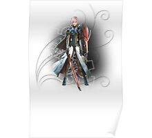 Final Fantasy Lightning Returns - Lightning (Claire Farron)² Poster